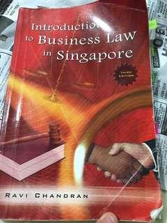 Introduction to business law in sg
