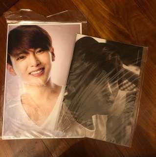 Super Junior Ryeowook Notebook (SM Entertainment Official Goods)