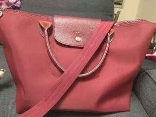 Longchamp Neo Bag (medium)