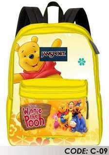 Jansport cartoon backpack