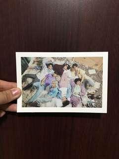 GOT7 Postcard