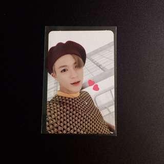 NCT Jeno We go up photocard