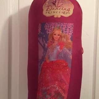 Barbie kids sleeping bag