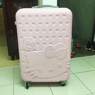 24 inch Hello Kitty Luggage Bag