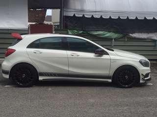Sambung Bayar Mercedes Benz A45 AMG