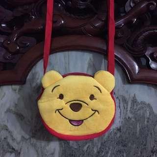 pooh bear sling bag