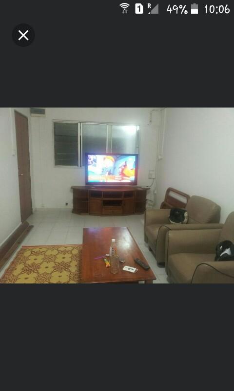 2rooms/whole unit rental