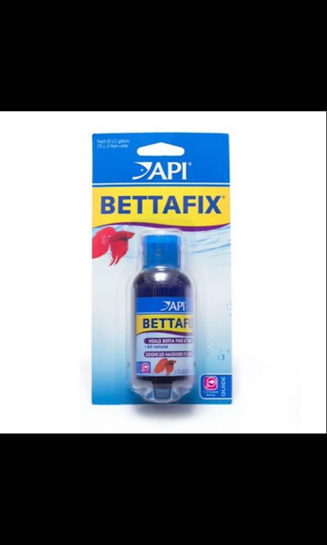 Bettafix with filter