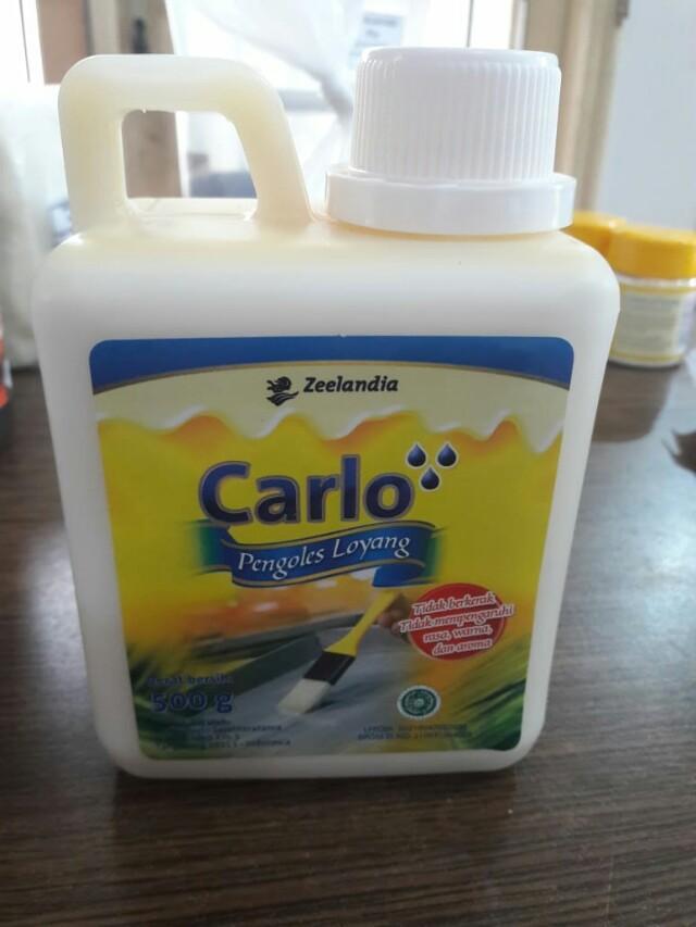 Carlo Pengoles Loyang Makanan Minuman Kue Kue Di Carousell