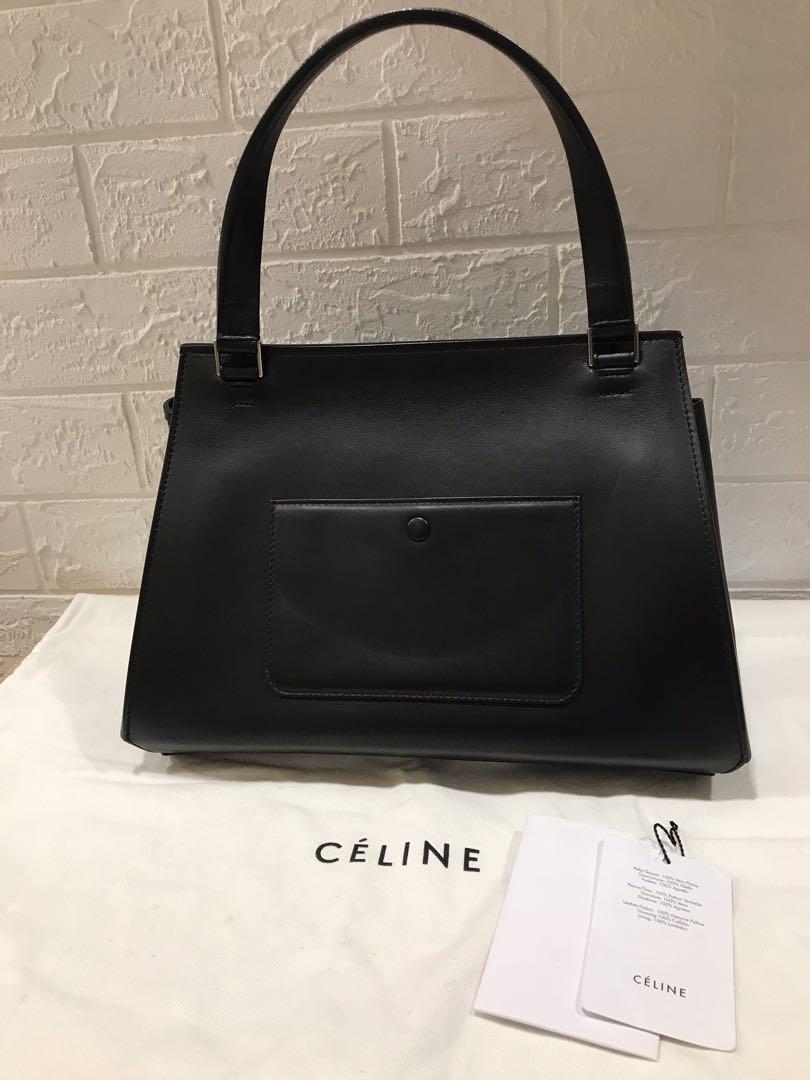 f29550770eb Celine Python Edge Bag (Medium), Luxury, Bags   Wallets, Handbags on ...
