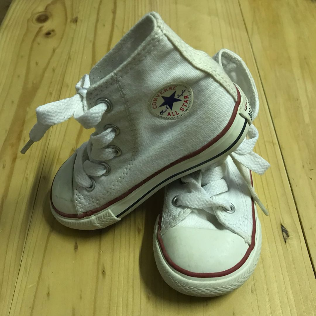 bdef0e01c63735 Converse Chuck Taylor High-tops for toddlers