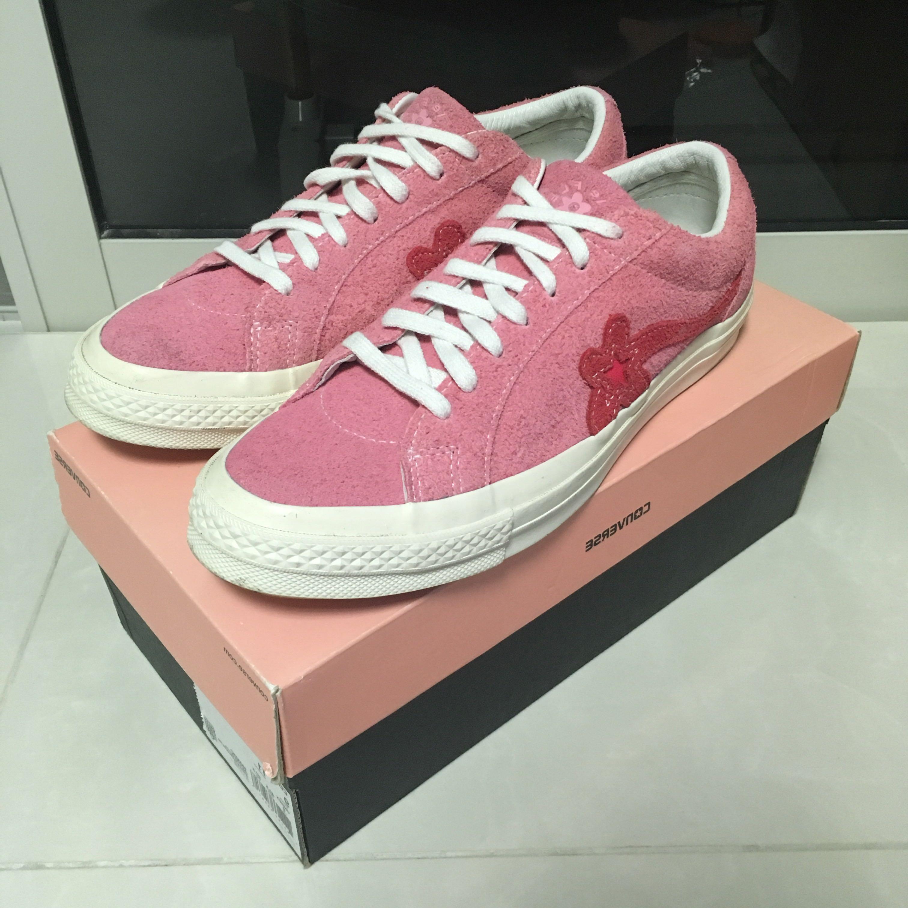 Creator Golf Le Fleur Geranium Pink
