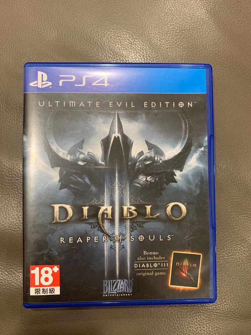Diablo 3 PS4 R3, Toys & Games, Video Gaming, Video Games on