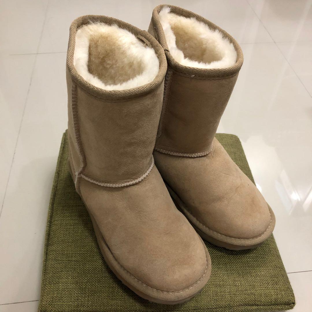 091bb76d3ee EMU Australia Sheepskin Boots