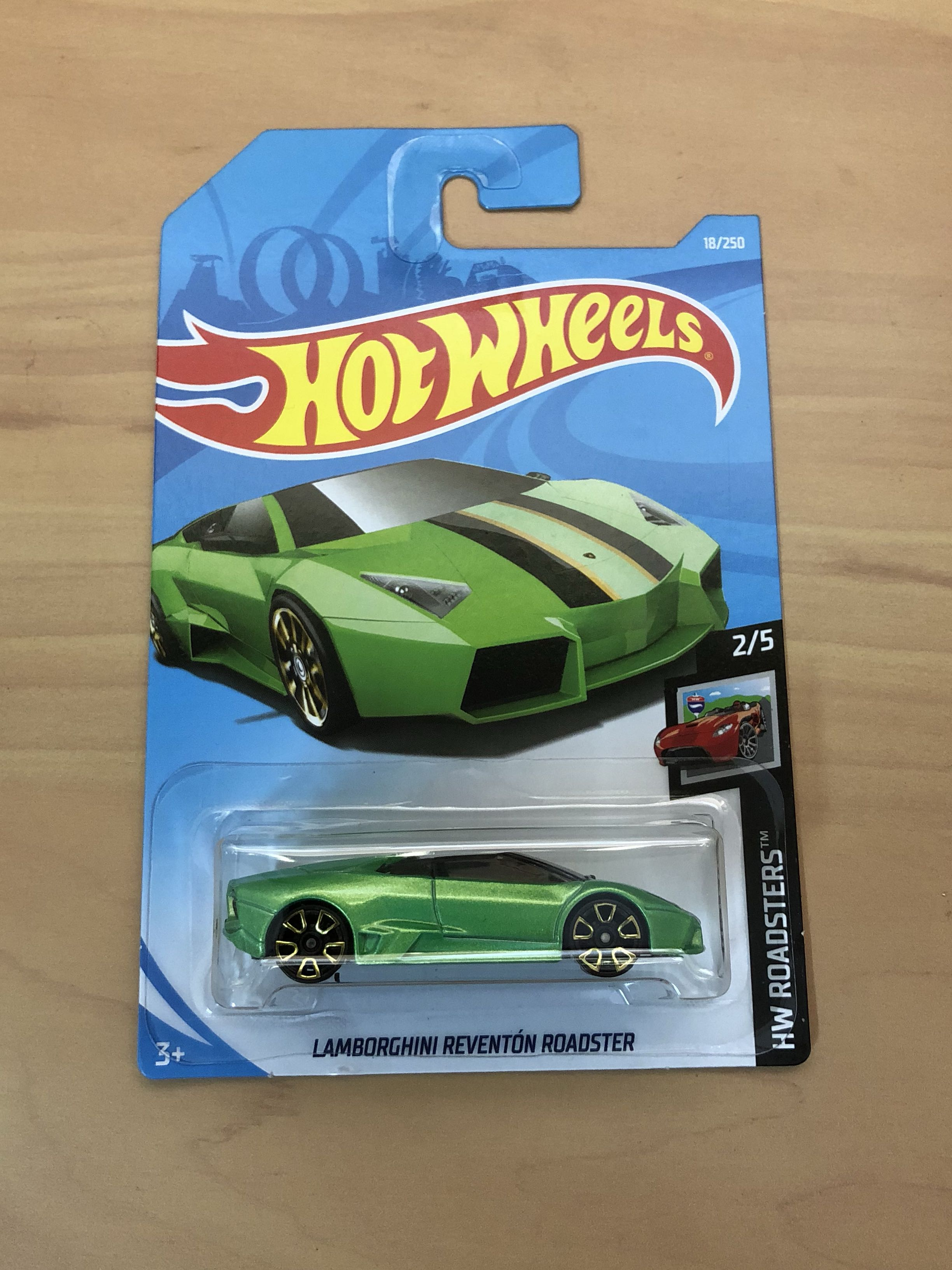 Hot Wheels Lamborghini Reventon Roadster Toys Games Others On