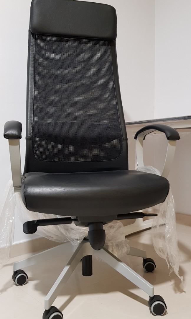 Ikea Markus Office Chair Clear By Dec Furniture Tables Chairs