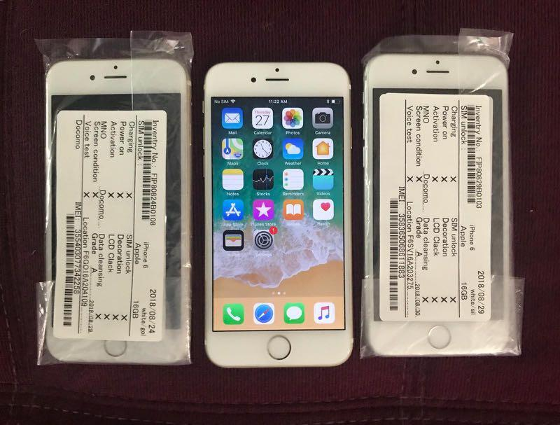 Imported Refurbished iPhone 6 16GB, Mobile Phones & Tablets
