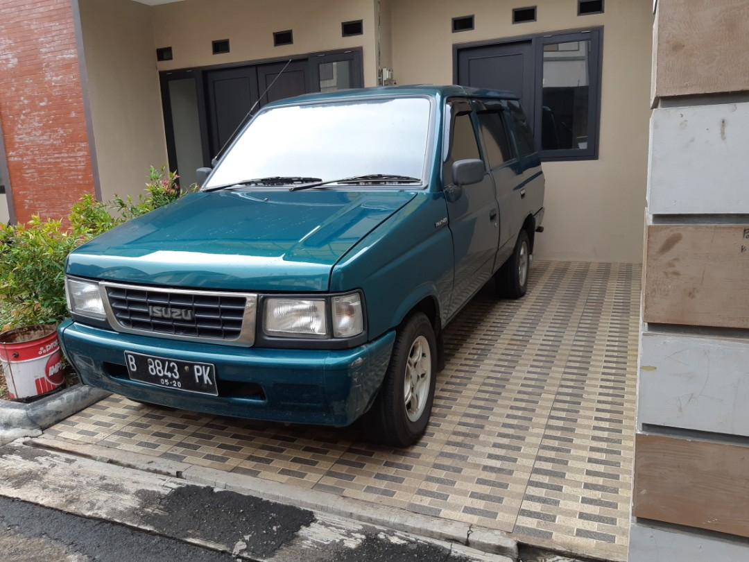 ISUZU Panther New Royale 25 Th 2000 Mt Cars For Sale On Carousell