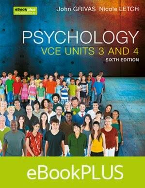 Jacaranda PDF psychology textbook VCE units 3 and 4