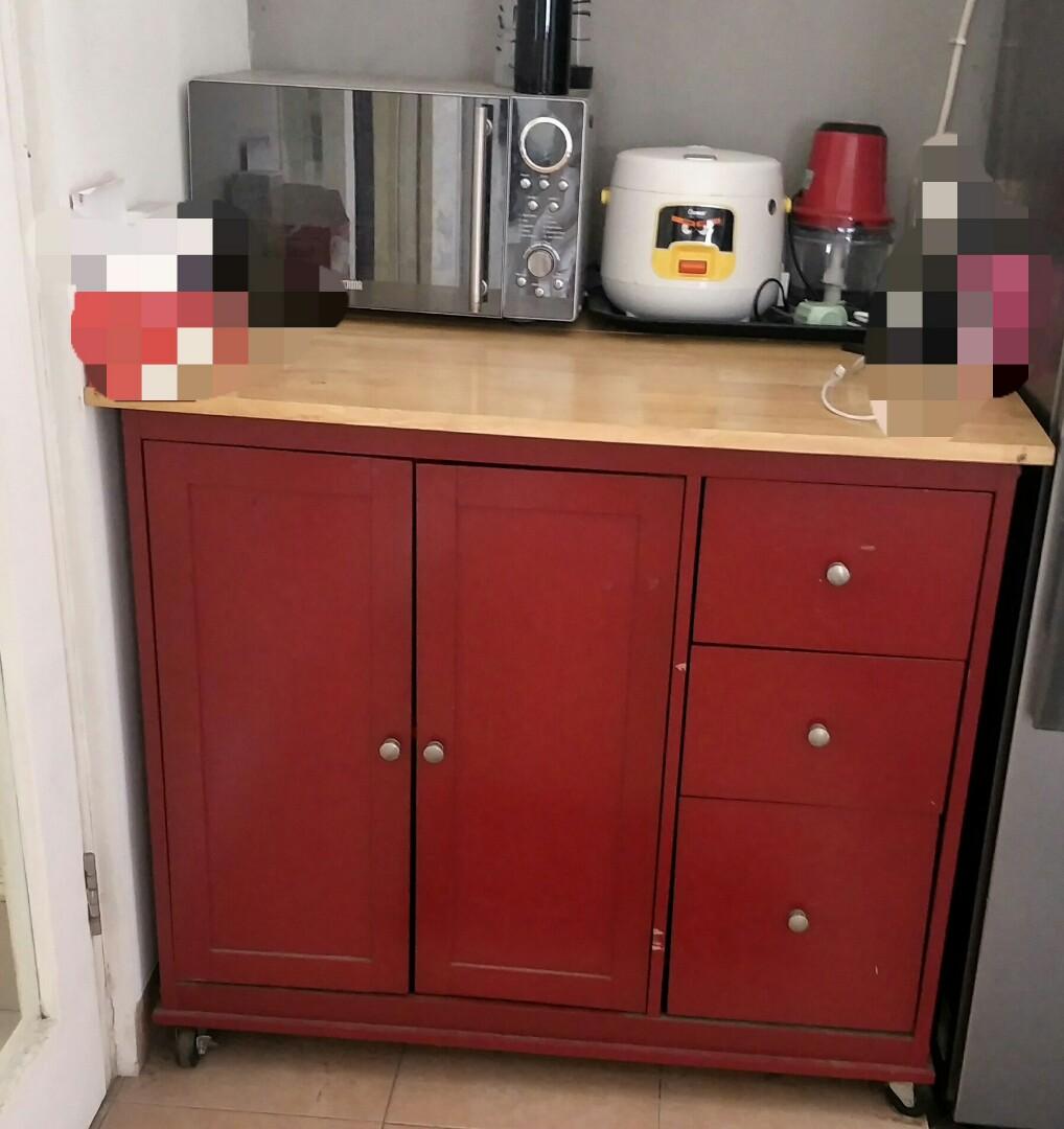 Kitchen set informa perabotan rumah di carousell