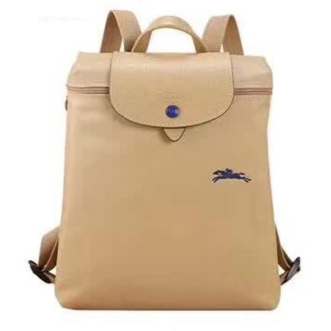 059b791304272 Longchamp 1699 Club Beige Backpack