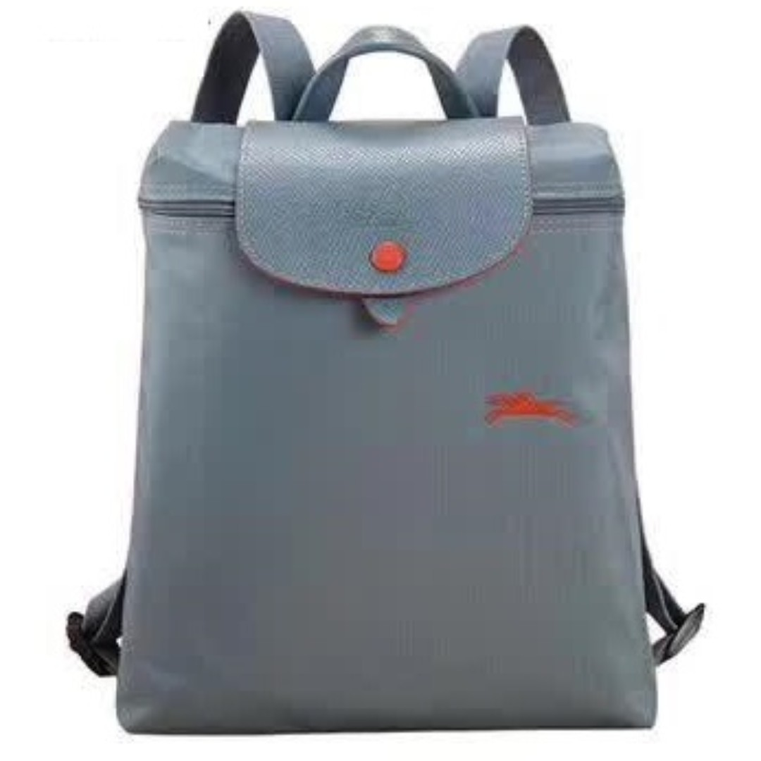 47c5cda26befd Longchamp 1699 Club Blue Backpack