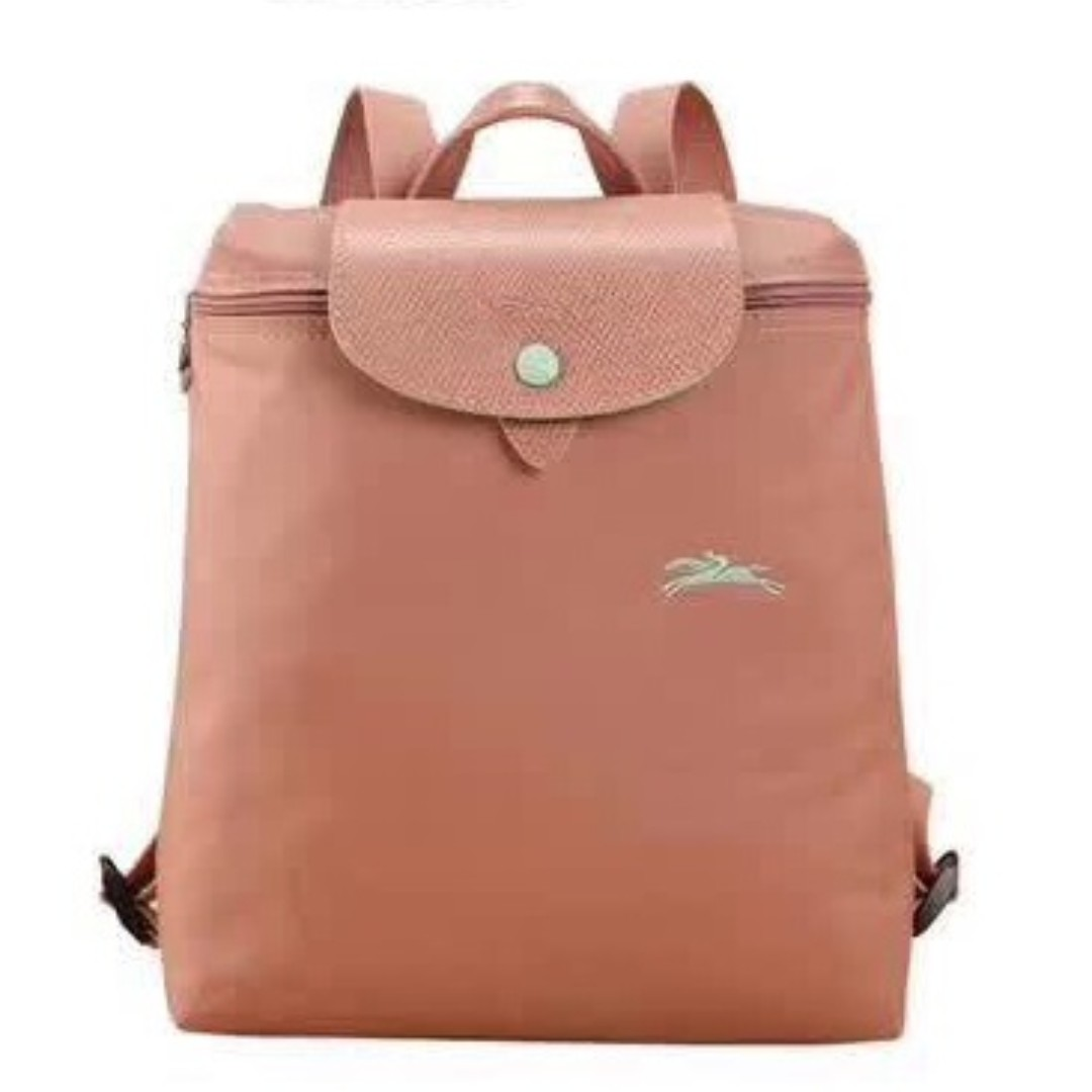 8dd7e948e9829 Longchamp 1699 Club Pink Backpack
