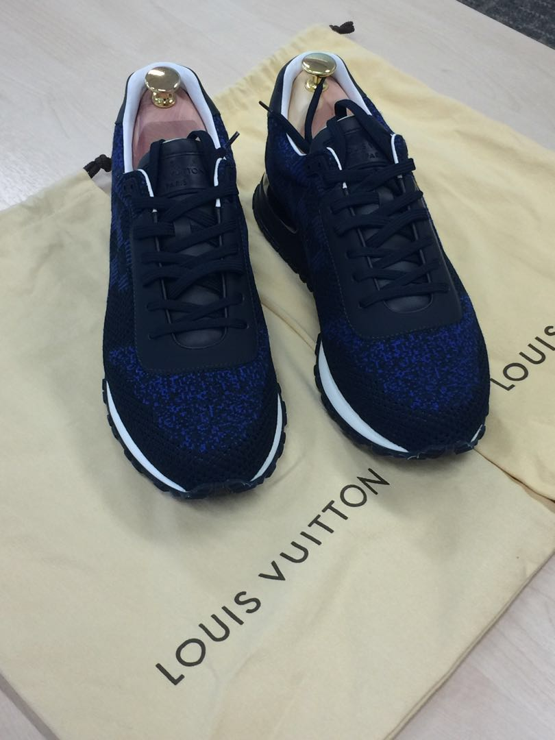 efd1e868061e Louis Vuitton LV Run Away Sneaker Shoes