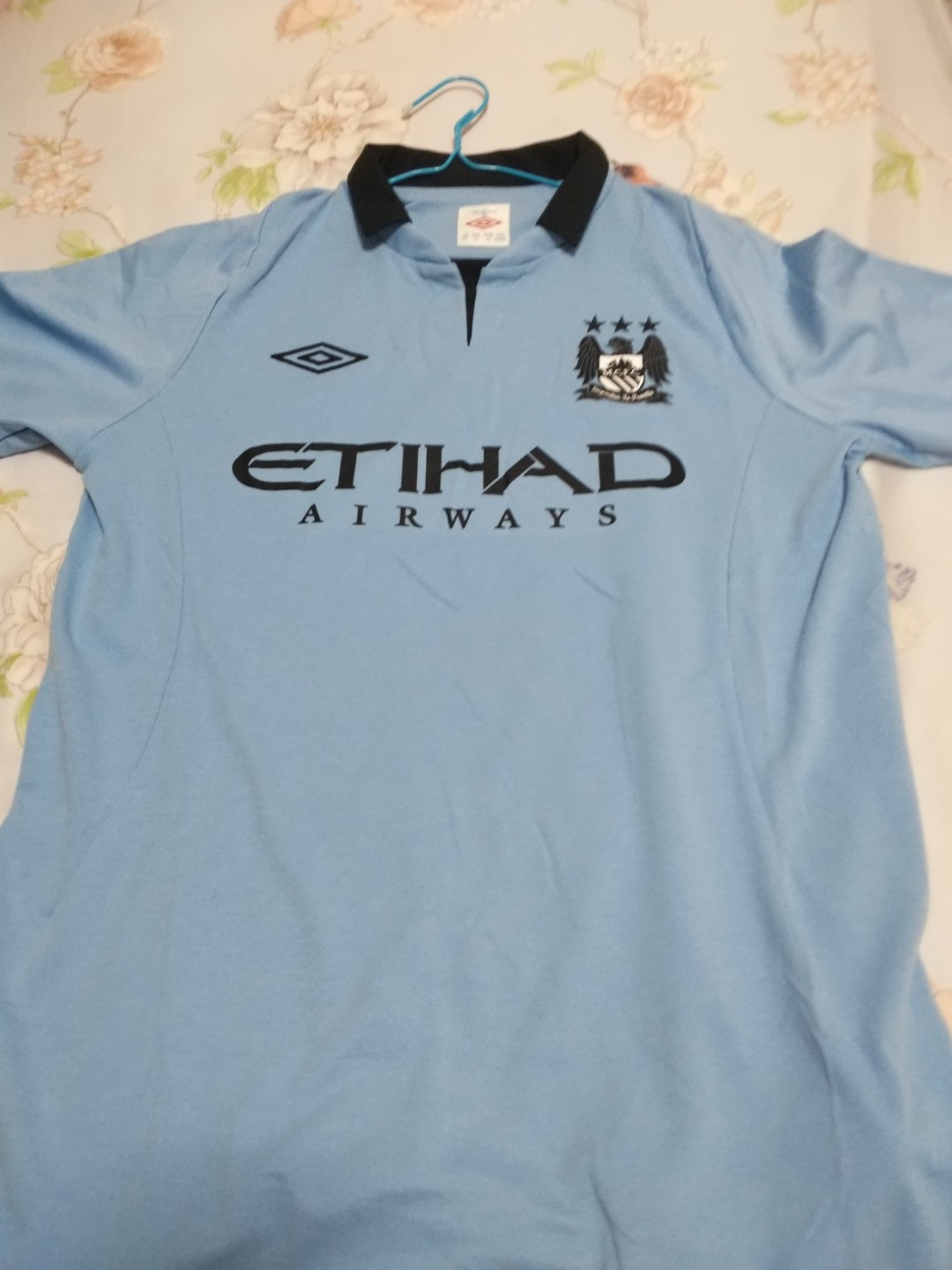 buy popular aa8d1 a311f Manchester City Jersey