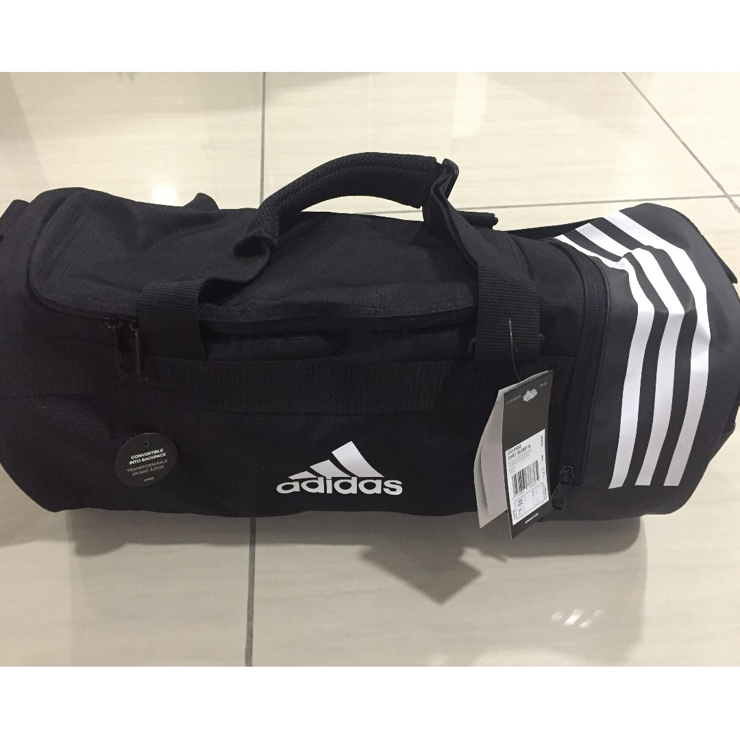 cddec34e1e7 NEW - Adidas Training Duffle Bag (Small), Sports, Other on Carousell