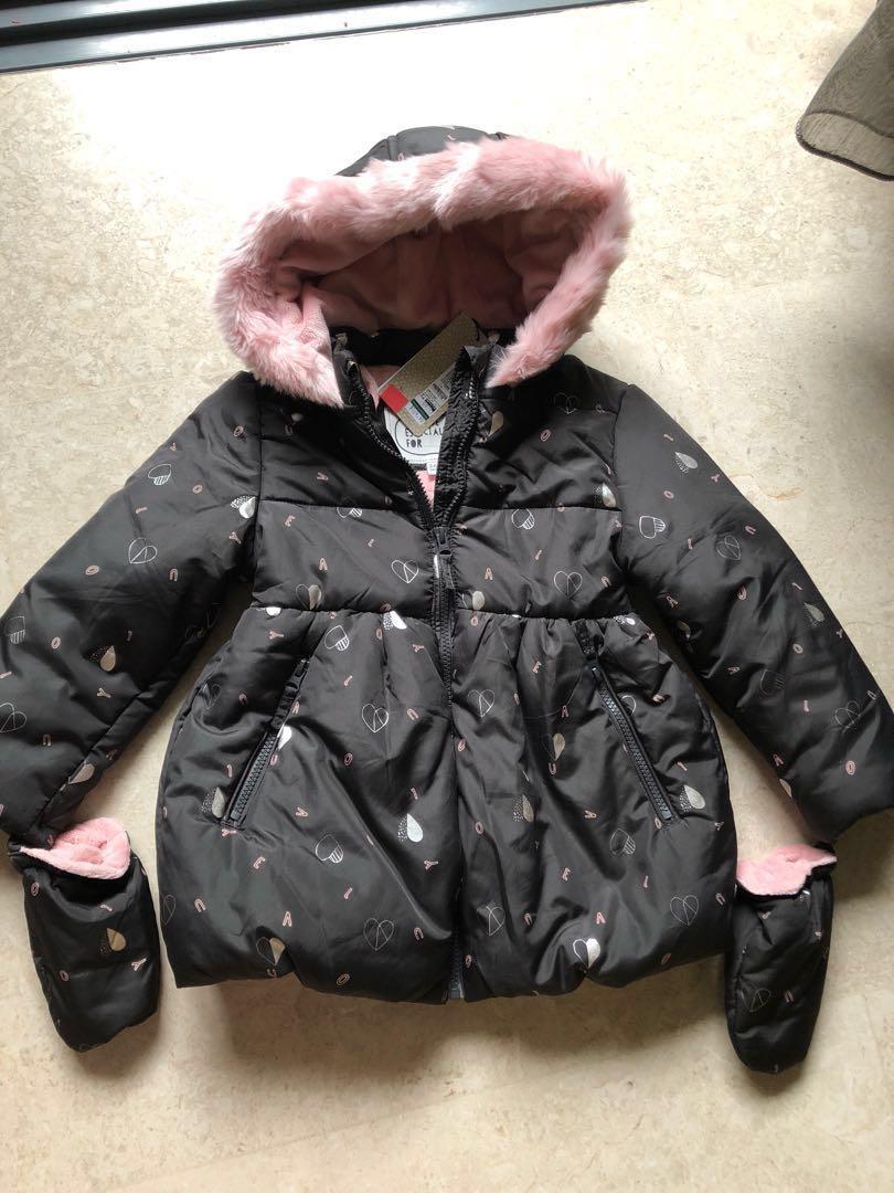 80d1b6174 New Marks   Spencer Kid   Girl s Winter Jacket for sale !