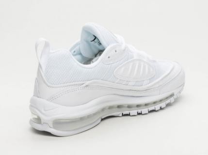 hot sale online 879b2 eb315 Nike Air Max 98 QS Pure Platinum White for Mens and womens, Womens  Fashion, Shoes, Sneakers on Carousell