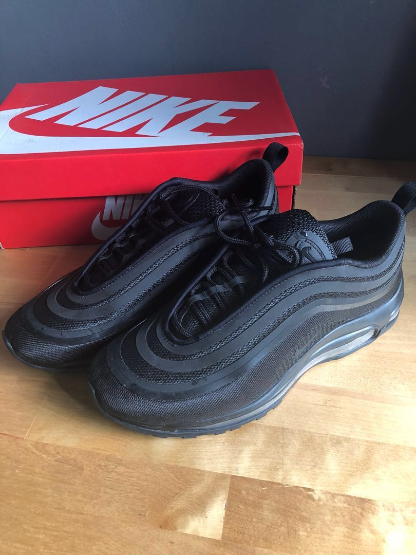 Nike Airmax 97 Ultra 17 Triple Black