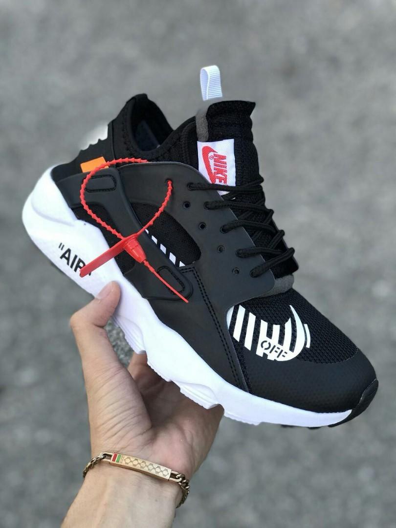c7f38b07cec2 Nike Huarache OFFWHITE™ Black White