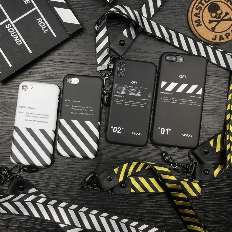 official photos b3479 abf22 Off white x jordan x iphone 6/7/8+/x/xr/xs/xs max phone case