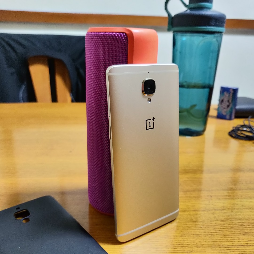 Oneplus 3 White/Gold, Mobile Phones & Tablets, Android