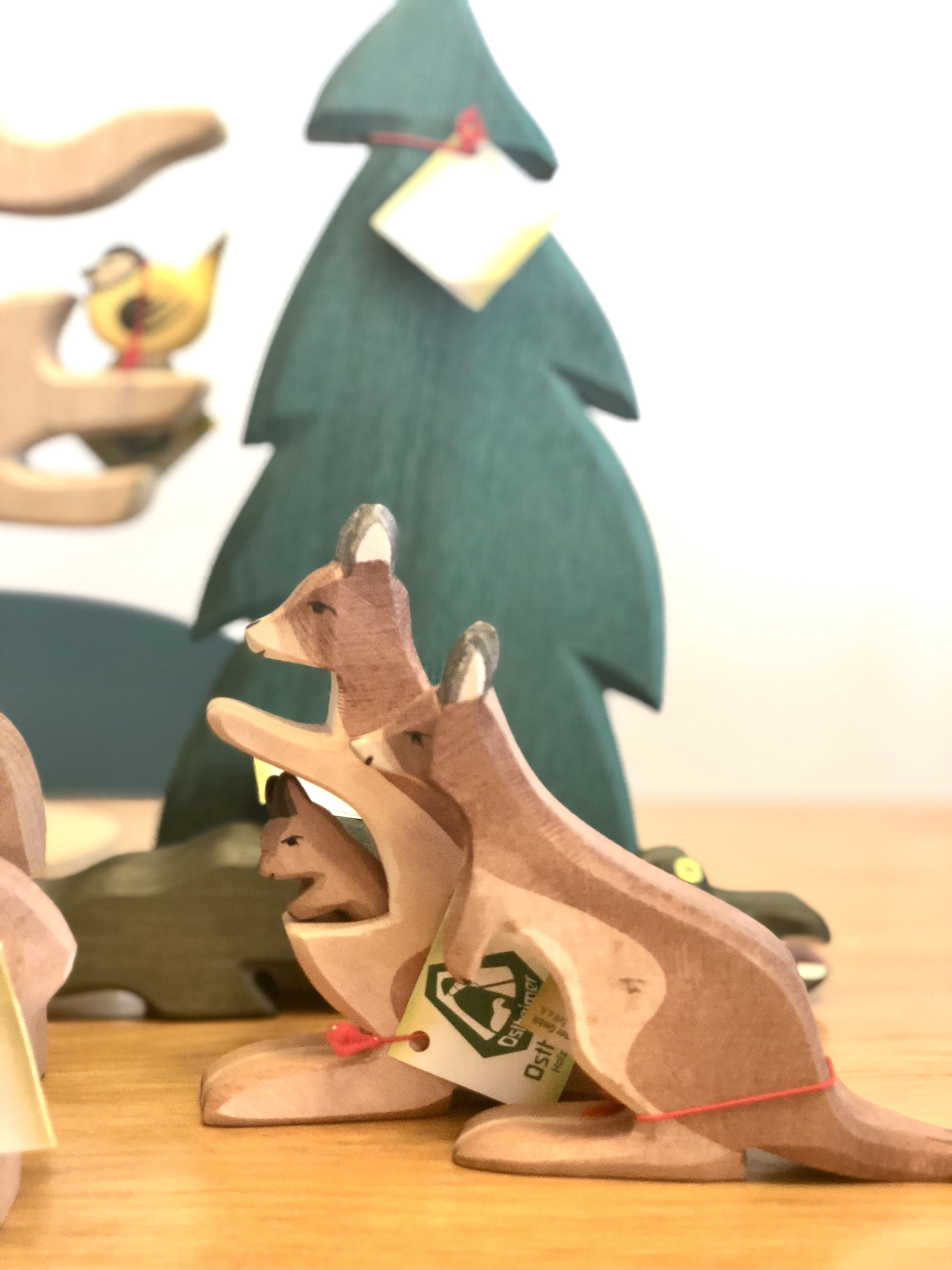 ostheimer handcrafted wooden toys, toys & games, bricks