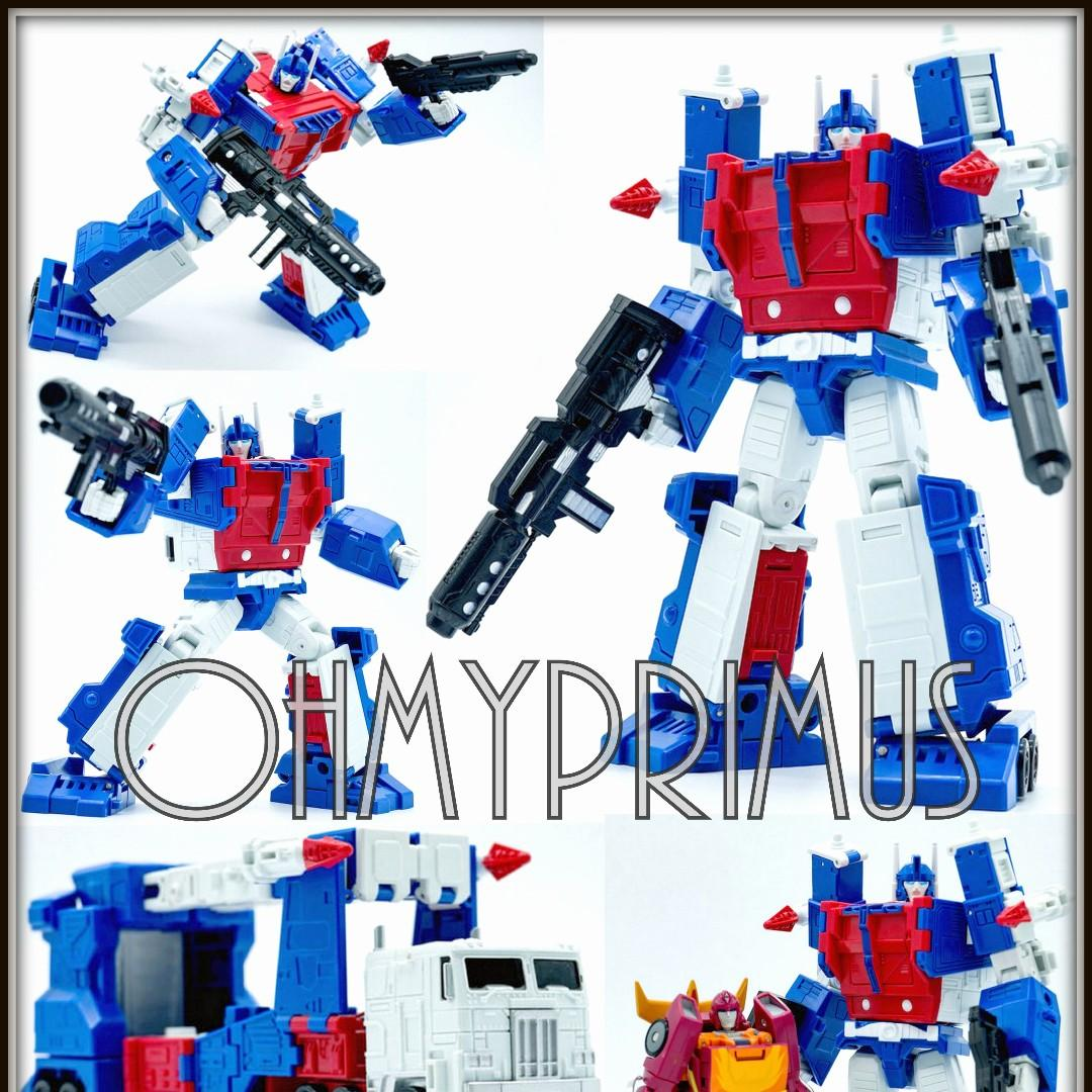 Transformers PAPA TOYS PPT-05 Ultra Magnus mini Robot Action Figure in stock