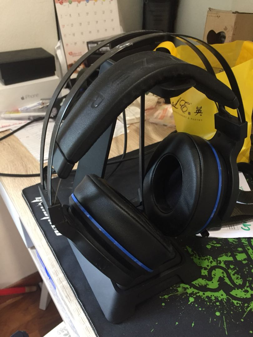 63bbdd147b4 Razer Thresher Ultimate for PS4/PC, Electronics, Audio on Carousell