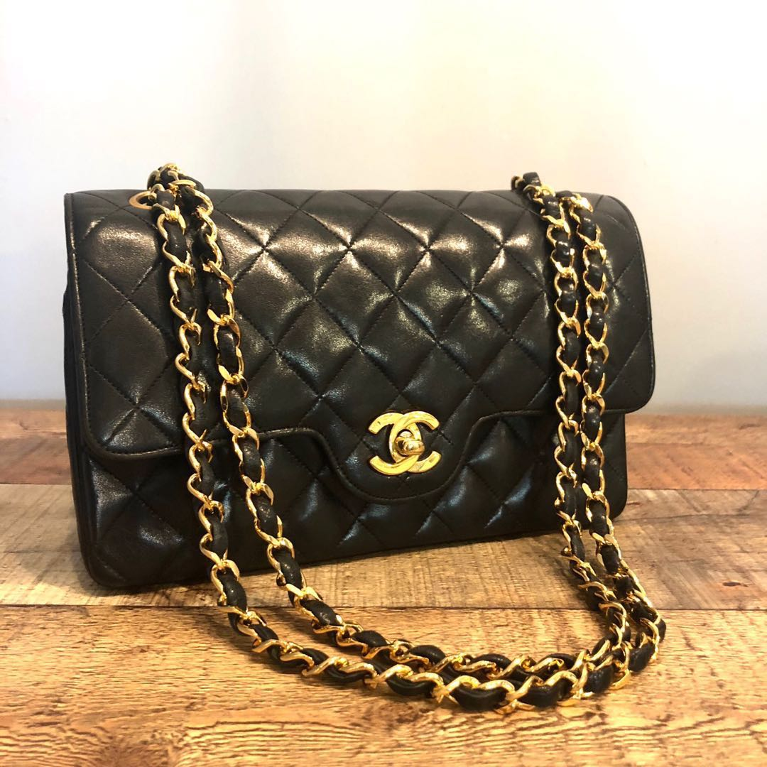 5e3e81310bee RESERVED Authentic Chanel Rare Exclusive Classic Flap, Luxury, Bags ...