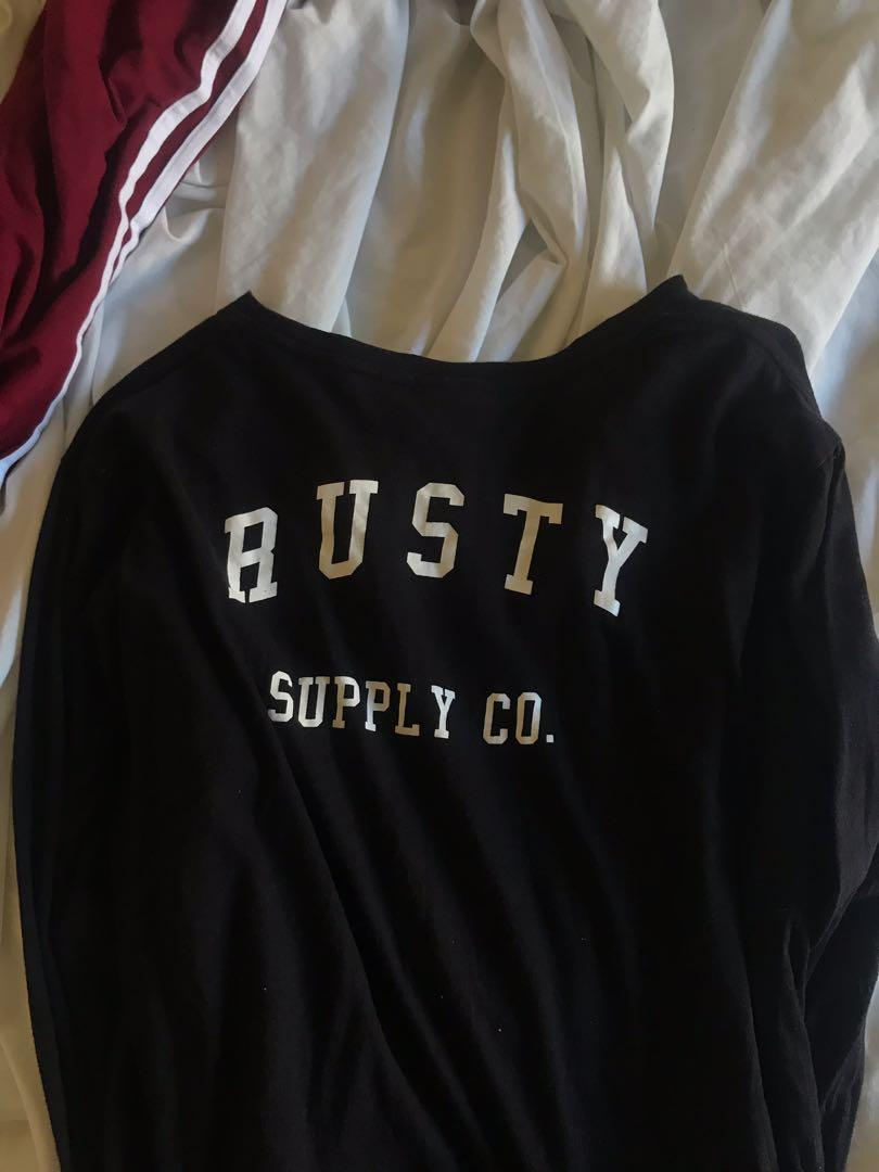 Rusty long sleeve