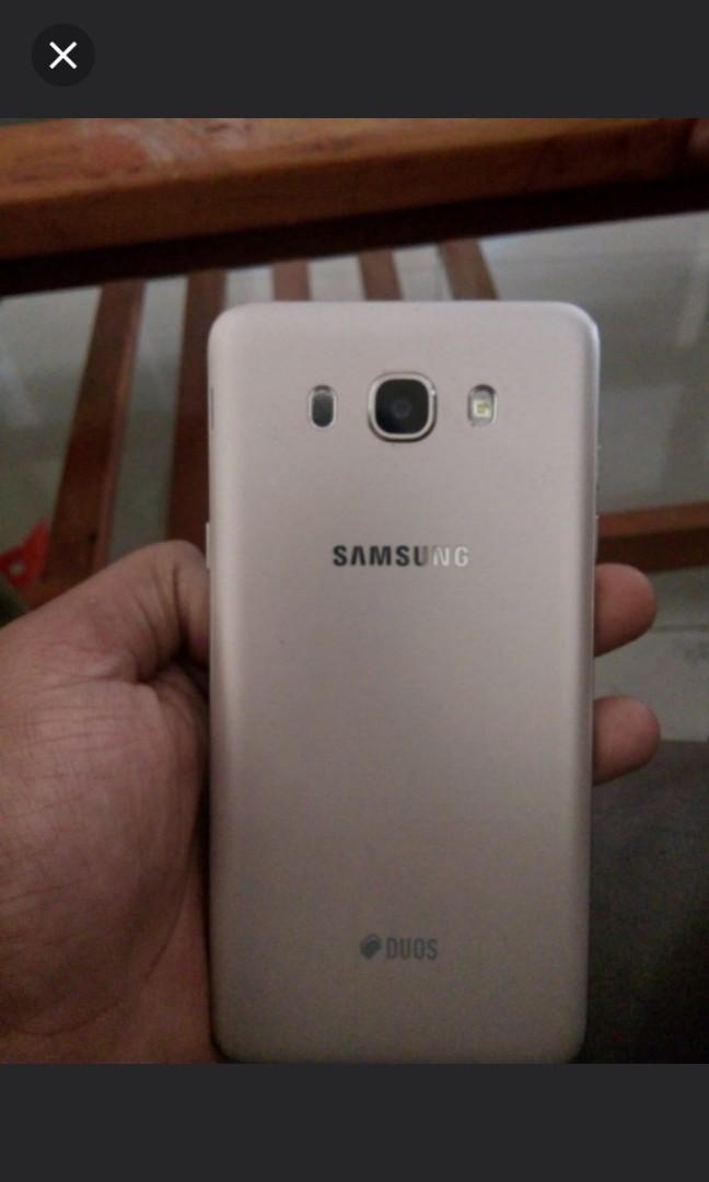 Samsung J7 2016 Telepon Seluler Tablet Ponsel Android Di Carousell