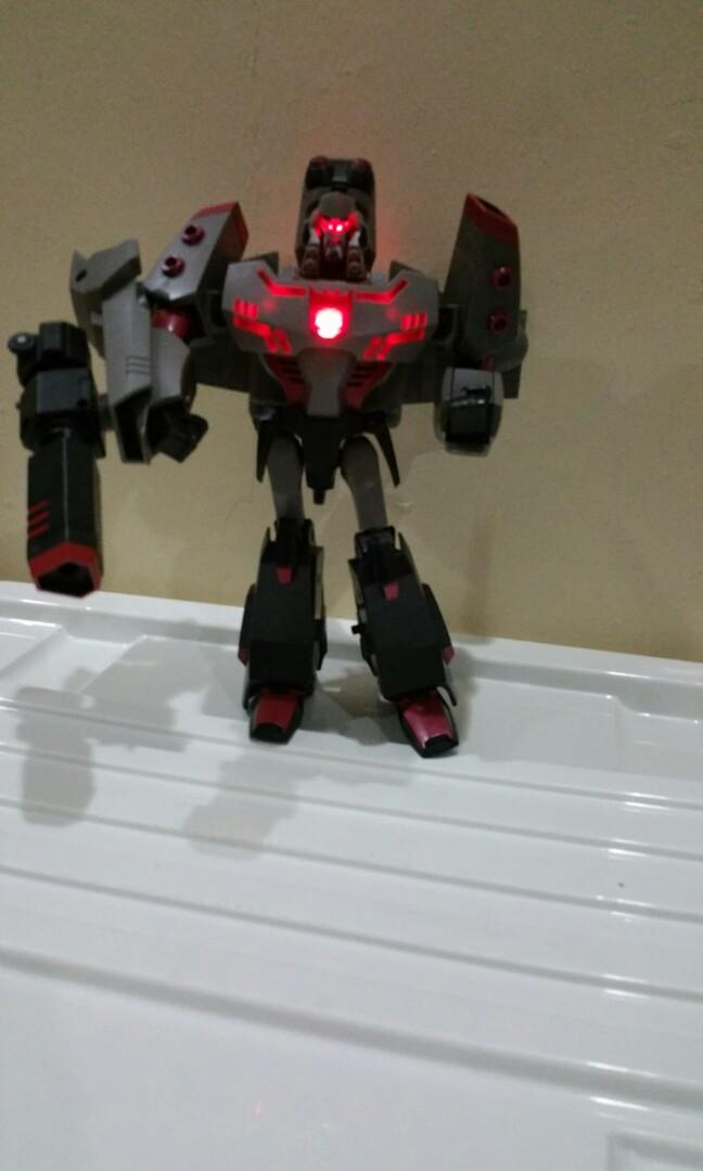 Transformers Animated Megatron