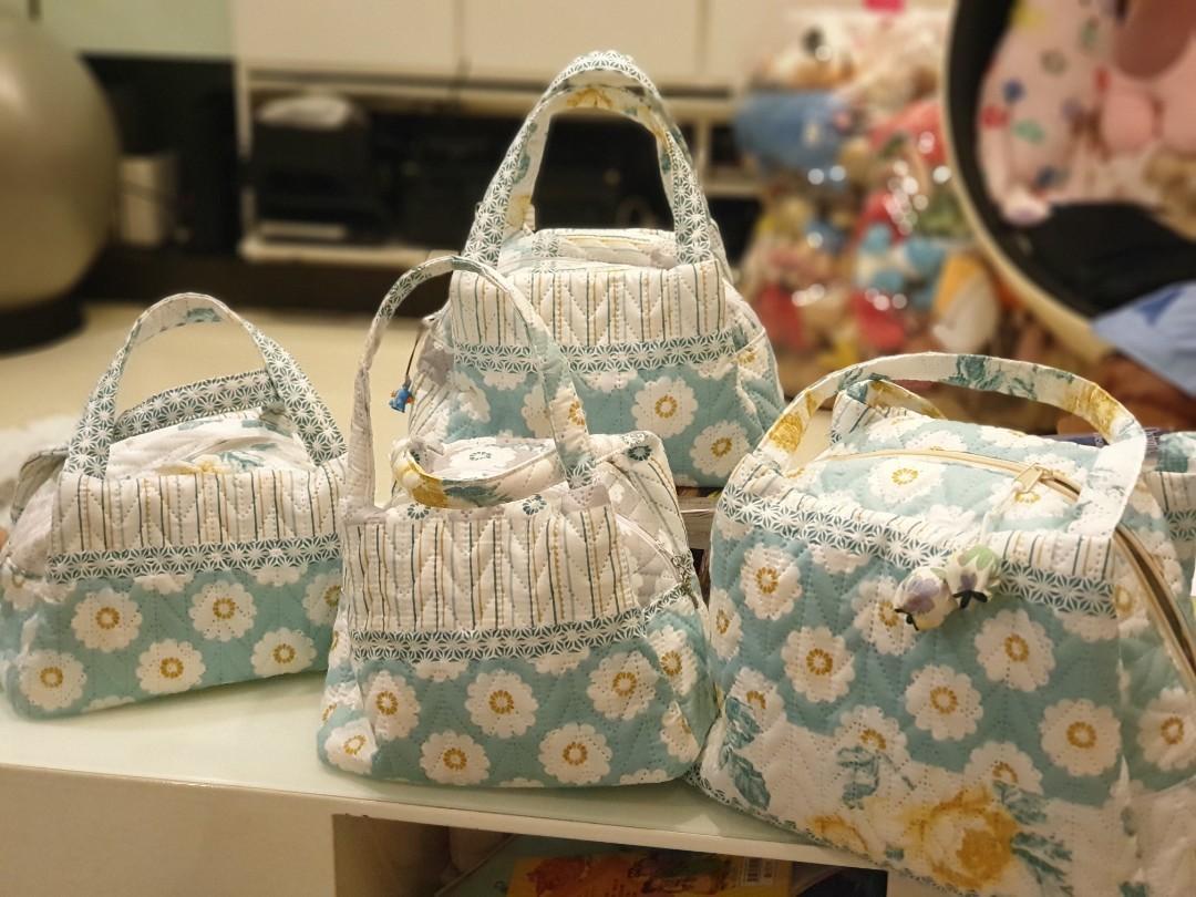 Unique handmade bags - DAISY SERIES