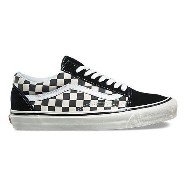 cb029106badee4 Vans old skool checkerboard Anaheim factory pack