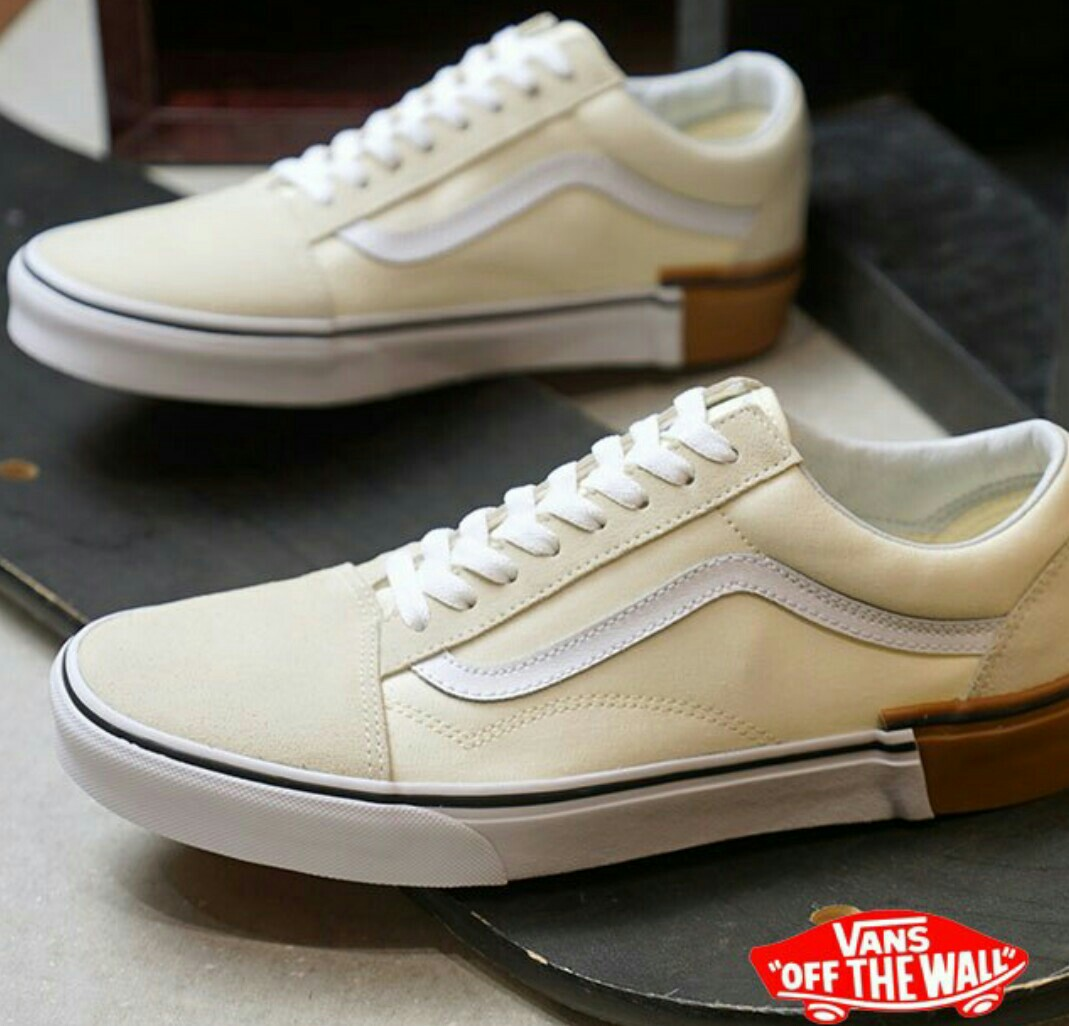 e5a3647065 Vans Old Skool gum
