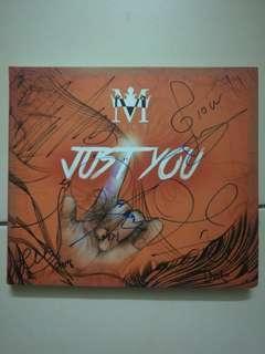 M.Fect signed CD