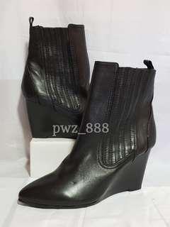 ALEXANDER WANG Wedge Boots Size 39