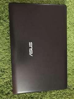 Asus Laptop Model K55