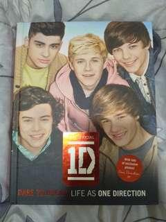 One Direction: Dare To Dream (book)
